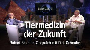 Tiermedizin der Zukunft – Dirk Schrader bei SteinZeit