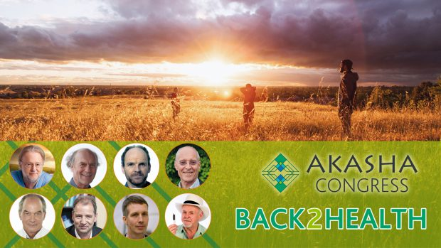 Akasha-Kongress: Back2Health