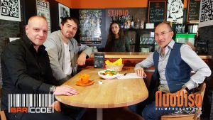 Frontstadt – #BarCode mit Mark Bartalmai, Robert Stein, Michael Vogt & Frank Höfer