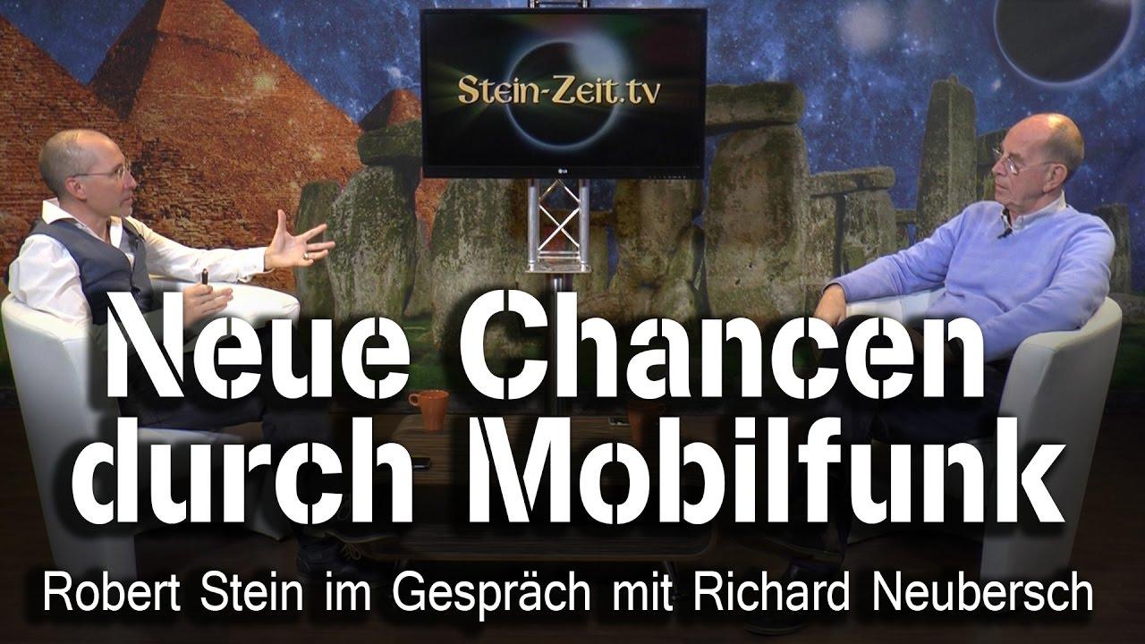Neue Chancen durch Mobilfunk – Richard Neubersch bei SteinZeit