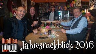 2016 Jahresrückblick #BarCode mit Monika Donner, Michael Vogt, Robert Stein & Frank Höfer