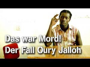 Oury Jalloh, das war Mord – oder: wie der Staat nach Kräften eine Todesermittlung behindert