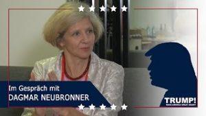 TRUMP!  – Im Gespräch mit Dagmar Neubronner