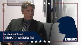 TRUMP!  – Im Gespräch mit Gerhard Wisnewski