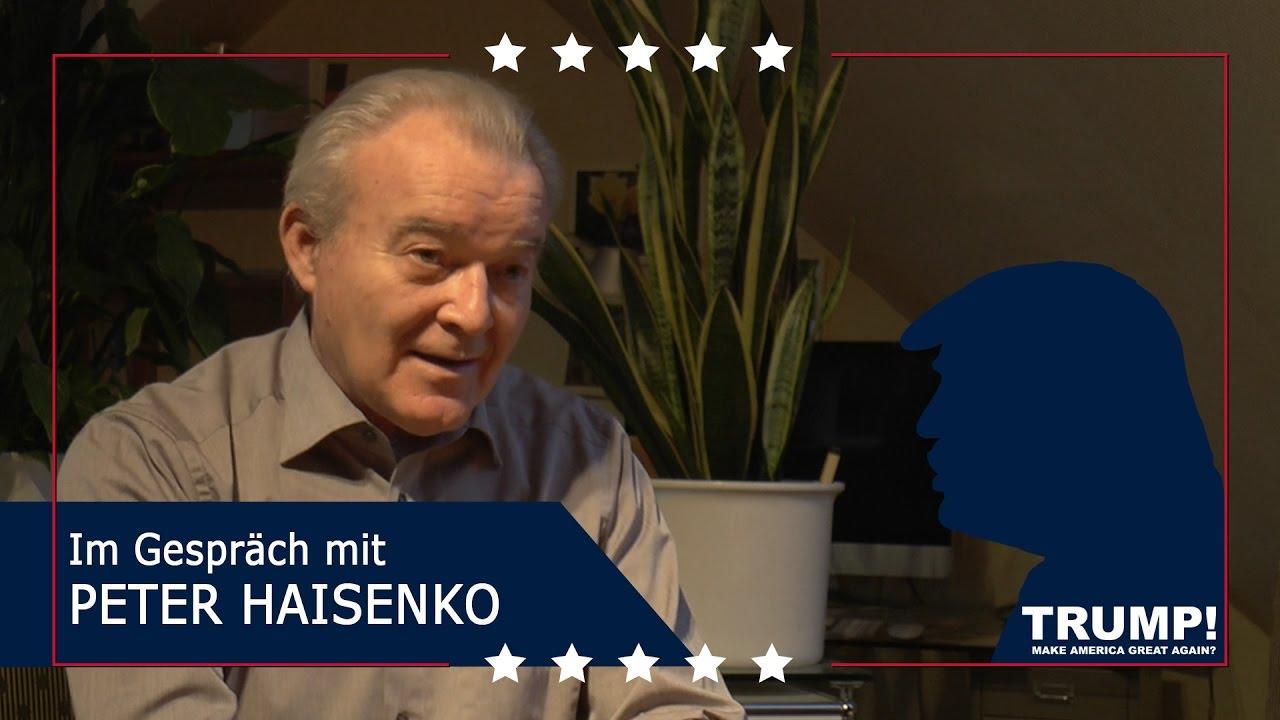 TRUMP! Im Gespräch mit Peter Haisenko