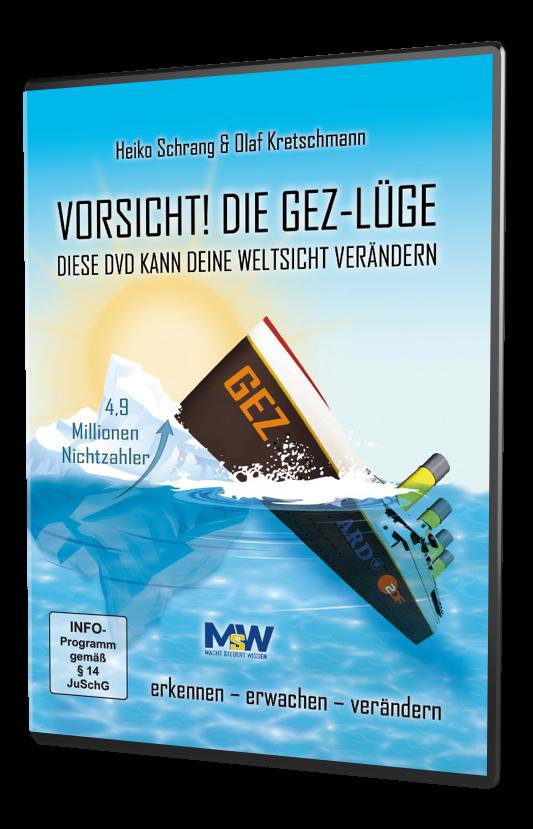 DVD GEZ Lüge