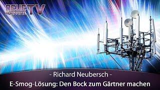 E-Smog-Lösung: Den Bock zum Gärtner machen – Richard Neubersch