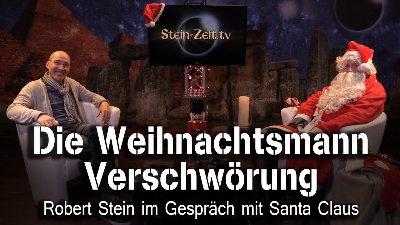 Die Weihnachtsmann Verschwörung – Santa Claus bei SteinZeit