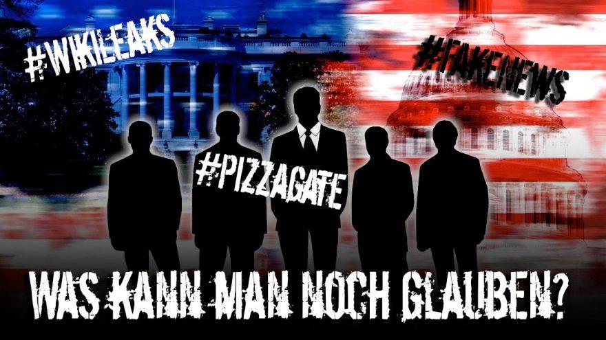 Pizzagate, Fakenews und postfaktische Zeiten: was kann man noch glauben?