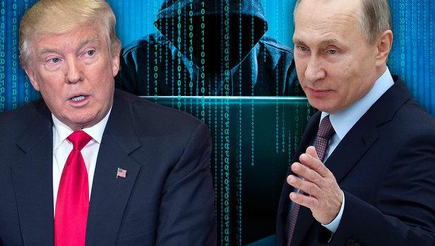 USA – Hackerangriff auf Wahl – Putins Rache für Boris Jelzin?