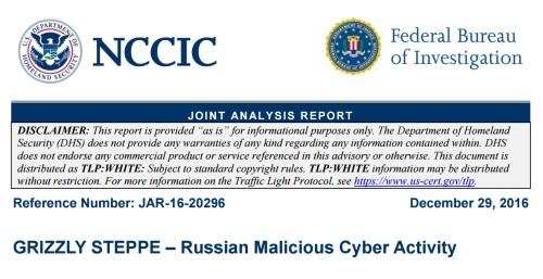 BU: Disclaimer des Federal Bureau of Investigation: Für den Inhalt den offiziellen Beschuldigungsberichts wird keinerlei Garantie übernommen. Foto: FBI