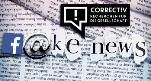 Facebook-Zensur, Fakenews und das Correctiv – wie man den Bock zum Gärtner macht