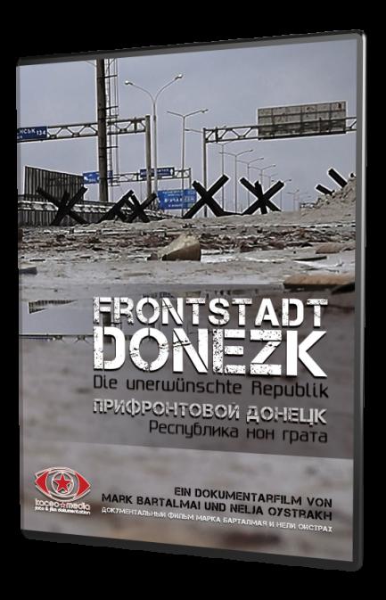 DVD Frontstadt