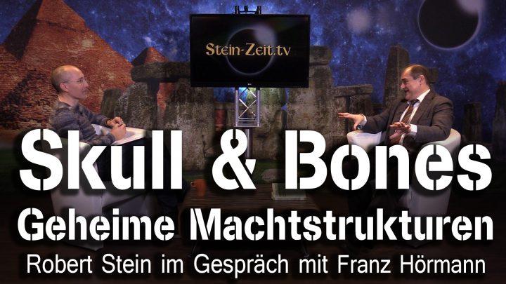 Skull & Bones – Geheime Machtstrukturen – Franz Hörmann bei SteinZeit