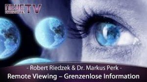 Remote Viewing – Grenzenlose Information