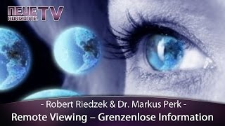 Remote Viewing – Grenzenlose Information