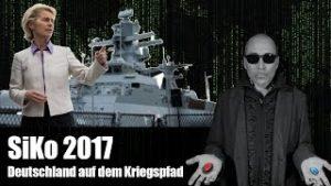 SiKo 2017 – Deutschland auf dem falschen Pfad
