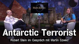 Antarctic Terrorist – Martin Szwed bei SteinZeit