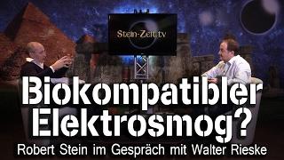 Biokompatibler Elektrosmog? – Walter Rieske bei SteinZeit