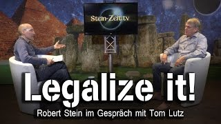Legalize it! – Tom Lutz bei SteinZeit