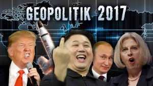 Trump, Putin & Co – Geopolitik 2017 – Christoph Hörstel im NuoViso Talk
