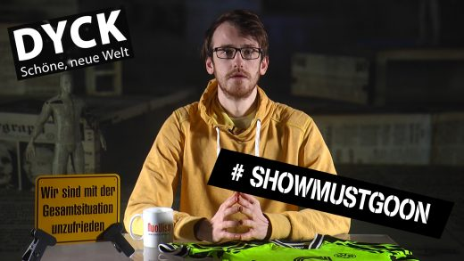 Dyck#3 – Show must go on
