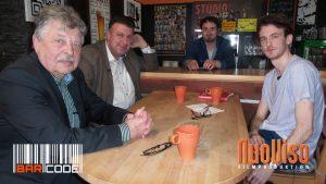 Pulverfass Nahost – #BarCode mit Aktham Suliman, Prof. Dr. Peter W. Schulze und Stefan Dyck