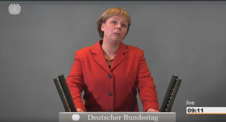 Zur Bundestagswahl 2017: Angela Merkels Antrittsrede – im Original! Unverfälscht!