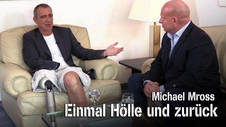 Einmal Hölle und zurück – Michael Mross bei SchrangTV-Talk
