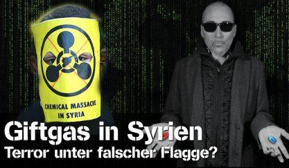 Giftgas in Syrien – Terror unter falscher Flagge?