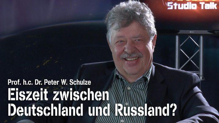 Eiszeit zwischen Deutschland und Russland? – Prof. Dr. Peter W. Schulze im NuoViso Talk
