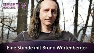 Eine Stunde mit Bruno Würtenberger