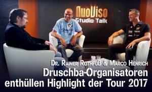 Druschba-Organisatoren enthüllen Highlight der Tour 2017