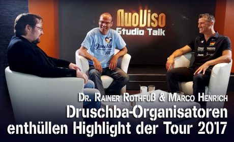 Druschba-Organisatoren enthüllen Highlight der Tour 2017