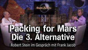 Alternative 003 – Packing for Mars – Frank Jacob bei SteinZeit