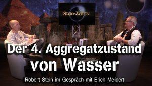 Der vierte Aggregatzustand von Wasser – Erich Meidert bei SteinZeit