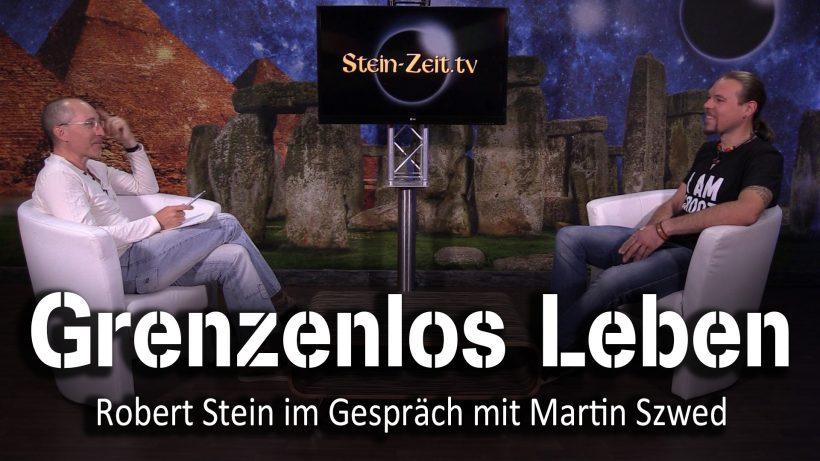 Grenzenlos Leben – Martin Szwed bei SteinZeit
