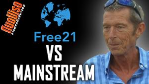 """""""Free 21""""-Gründer Tommy Hansen bei PAX TERRA MUSICA"""