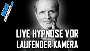 Hypnose vor der laufenden Kamera – Norbert Preetz