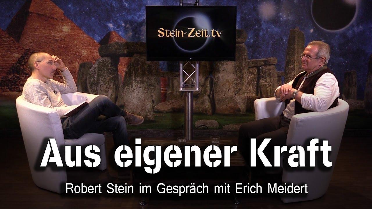 Aus eigener Kraft – Erich Meidert bei SteinZeit