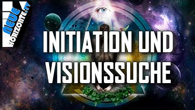 Initiation und Visionssuche – Henning und Eva Olschowsky