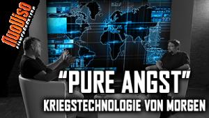 """""""Pure Angst"""" Kriegstechnologie von Morgen – Dirk Pohlmann im NuoViso Talk"""