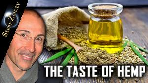The taste of hemp – Galathea von Meer bei SteinZeit
