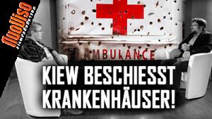 "Ostukraine: ""Kiew beschiesst Krankenhäuser"" – Dr. Raissa Steinigk im NuoViso Talk"