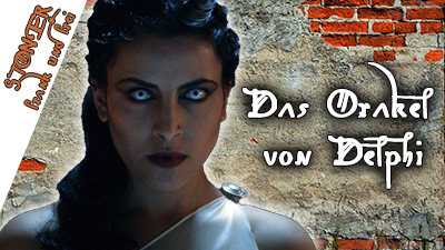 Das Orakel von Delphi – STONER frank&frei #16