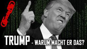 Donald Trump – warum tut der Mann das?