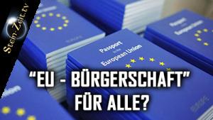 """Geheimsache """"EU"""" – Unionsbürgerschaft? – Matthias Weidner bei SteinZeit"""