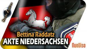 Akte Niedersachsen: Bürger im Würgegriff der Staatsmacht – Bettina Raddatz bei SteinZeit
