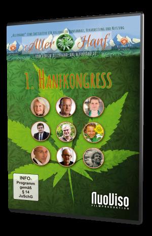 DVD Hanfkongress