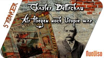 Charles Dellschau – Flugmaschinen im 19. Jahrhundert – STONER frank&frei #17